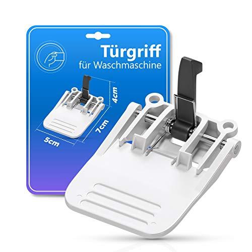Tirador de puerta de lavadora compatible con Fagor LA8E000L0 AS0012711 LA8E000B2 Brandt 55X9898