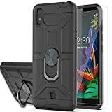 LG K20 2019 Case with HD Screen Protector YmhxcY 360 Degree