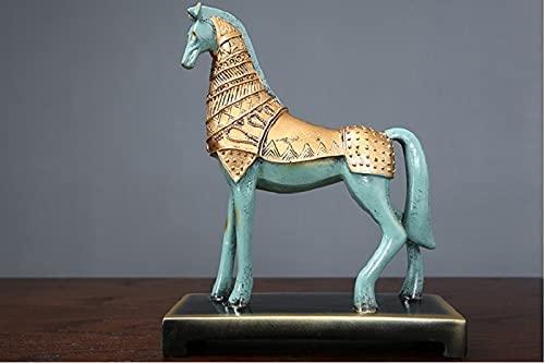 Figurines Statues Decorations Many popular brands War Indefinitely Horse Home Office D Decoration
