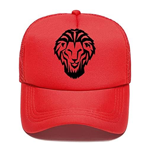 Shihuawu Gorras de béisbol para Hombres y Mujeres Sombrero Divertido para Padres Sombrero de Camionero con Sombra de Red -23-Niños-G1130