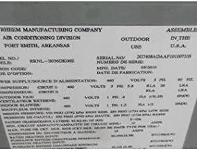 rheem 2.5 ton 13 seer air conditioner