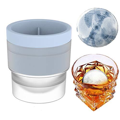 Whisky Ice Hockey Machine,7X7X7.5cm,per Budino di Caramelle Gelatina di Cioccolato Stampo per Cocktail e Bourbon, Utensili per il Ghiaccio da Cucina Estivi Riutilizzabili.