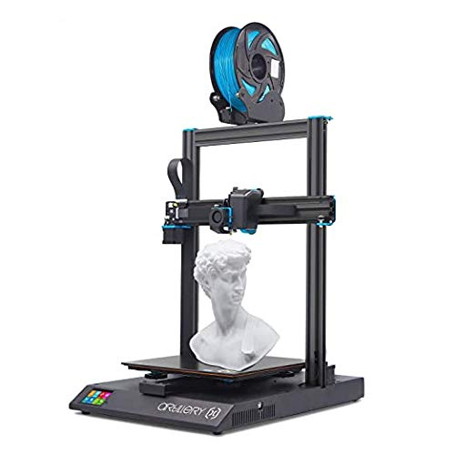 Artillery Sidewinder-X1 3D-Drucker, Multifunktions-3D-Drucker mit Aluminium-Extrusionsrahmen Filament Runout Sensor Impresora 3D (95% Pre-ensamblada, 300 x 300 x 400)