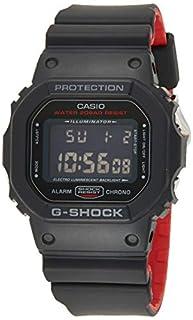 Casio G-SHOCK Homme Digital Quartz Montre avec Bracelet en Résine DW-5600HR-1ER (B01MYYNRF3) | Amazon price tracker / tracking, Amazon price history charts, Amazon price watches, Amazon price drop alerts