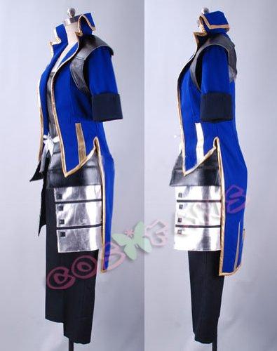 『344戦国BASARA 伊達政宗 第2コスプレ衣装(女性L)』の2枚目の画像