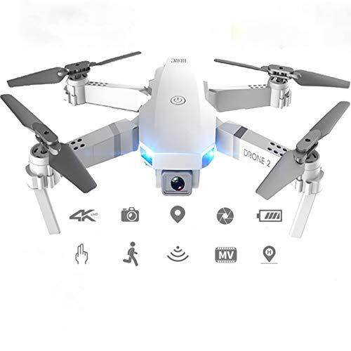 ZHAO Drone Photograp UAV-professioneller Quadrocopter mit 4K-Kamera-Festhöhen-Falten des unbemannten Luftfahrzeugs Quadcopter (Farbe : 2MP 720P Bag W)