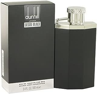 Desire Black London by Alfred Dunhill Eau De Toilette Spray 3.4 oz for Men
