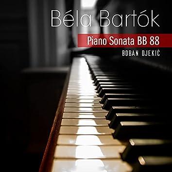 Piano Sonata BB 88