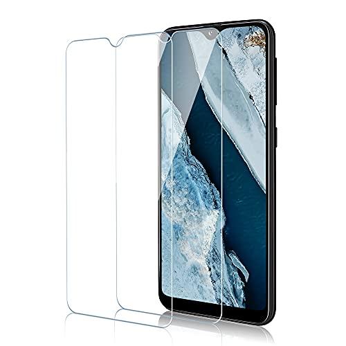 Schutzfolie Panzerglas für Samsung Galaxy A20e/A10e, [2er Pack] Panzerglasfolie für Samsung A10e, 9H Härte, Anti-Scratch, Fall Freundlich Displayschutzfolie für Galaxy A20e
