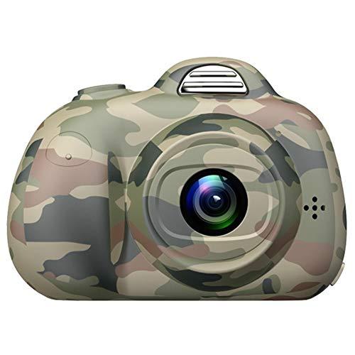 LANLANLife Infantil Mini cámara de Fotos Digital Cámara de Juguete, 800W píxeles, Viene con 7 Color de Relleno Ligero, Regalos de la fotografía for la Educación, la cámara del niño de Juguete