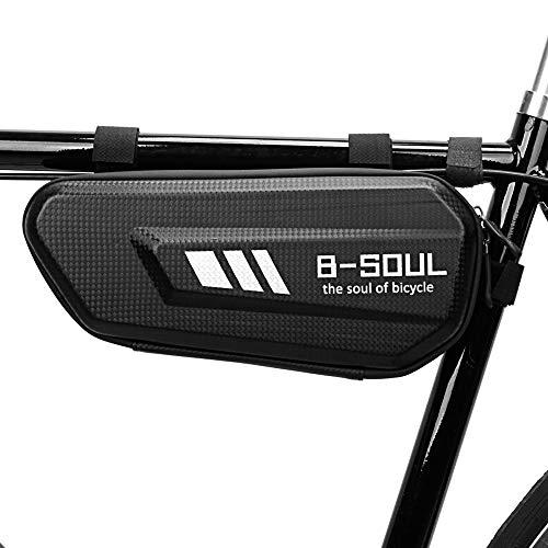 Lixada fietstas, driehoekige tas, waterdicht, frametas voor fiets, mountainbike