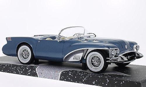 Buick Wildcat II Concept, met.-blau , 1954, Modellauto, Fertigmodell, Minichamps 1 18