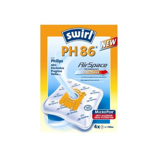 swirl Staubsaugerbeutel PH 86, mit MicroporPlus-Filter