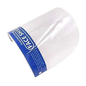 Protection Anti-fog Body Fluids Spray Face Shield