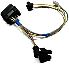 NEW HEADLIGHT WIRING HARNESS for VW MKIV GOLF 1999.5 - 2005 GENUINE OEM COMPONENTS