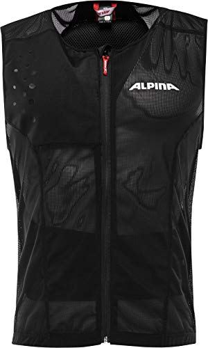 Alpina Herren PROSHIELD MEN VEST, Black, M
