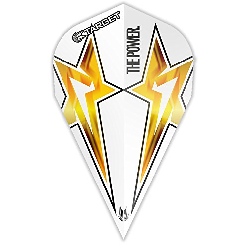 5 Sets Phil Taylor Generation 3 G3 Vapor White Dart Flights