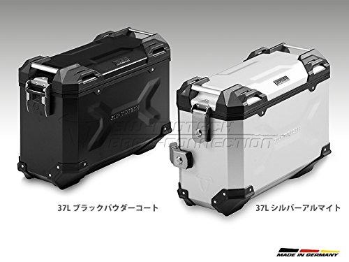SW-Motech Maleta Alu-Box derecha Trax Adventure 37L negra