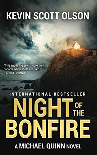Night of the Bonfire: A Michael Quinn Novel (English Edition)