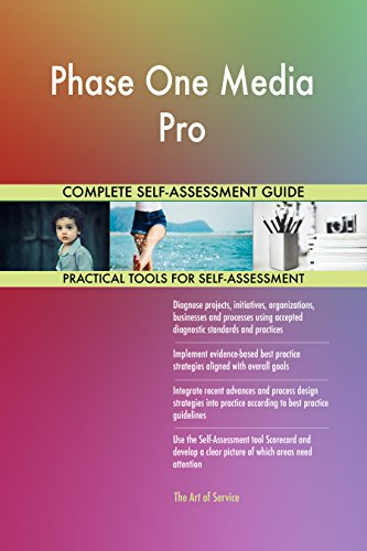 Phase One Media Pro All-Inclusive Self-Assessment - More than 700 Success Criteria, Instant Visual Insights, Comprehensive Spreadsheet Dashboard, Auto-Prioritised for Quick Results