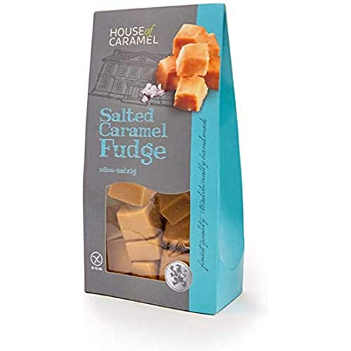House of Caramel House of Caramel Caramello Salato Fudge -...