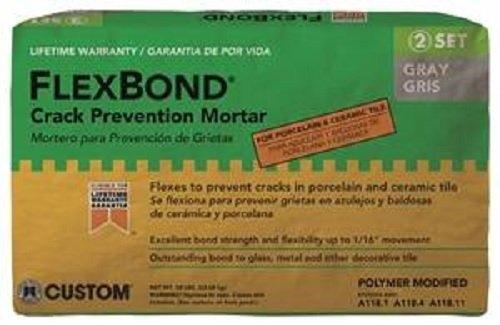 Gray Flexbond Thinset 50lb