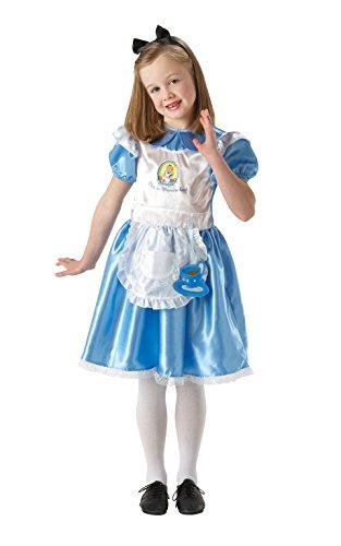 Rubie 's Offizielles Kind 's Deluxe Alice im Wunderland–Kleine