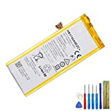 Batería HB3742A0EZC+ Compatible con Huawei P8 Lite ALE-CL00 ALE-TL00 ALE-L04 ALE-UL00 TAG-AL00 with Herramientas