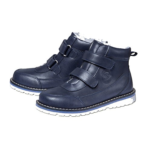 Walkx Kids Jungen Outdoorboots Outdoor Boots Schuhe Stiefel Navy Blau (29)
