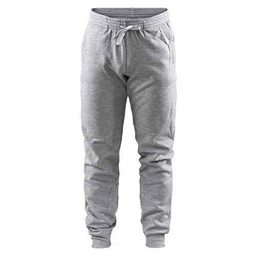 Craft Leisure Sweatpants Grey Melange M