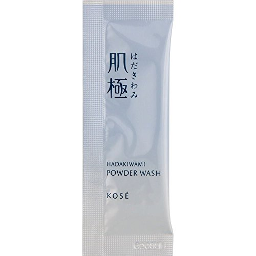 肌極 はだきわみ つるすべ素肌洗顔料 0.4g*32包
