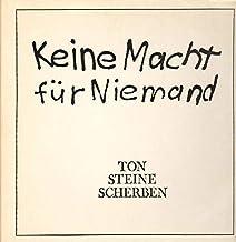 Ton Steine Scherben - Keine Macht Für Niemand - David Volksmund Produktion - DVP 007, David Volksmund Produktion - 007