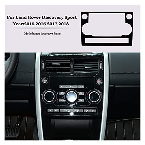 LIFMAGIC 새로운  자동차 럭셔리가 전체 인테리어 몰딩 GLOSS 까만 가득 차있는 장비에 맞게 랜드로버를 위한 검색 스포츠 2015 2016 2017 2018 액세서리(컬러 이름:3)