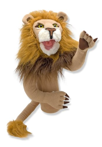 LION PUPPET RORY