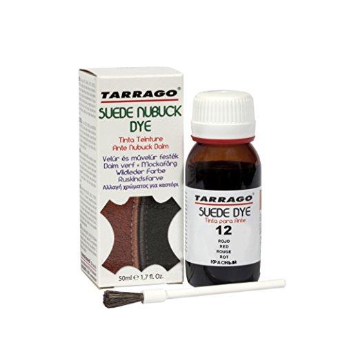 Tarrago Suede Nubuck Dye - Tinta para ante y nubuck, zapatos y bolsos, unisex adulto, 50 ml