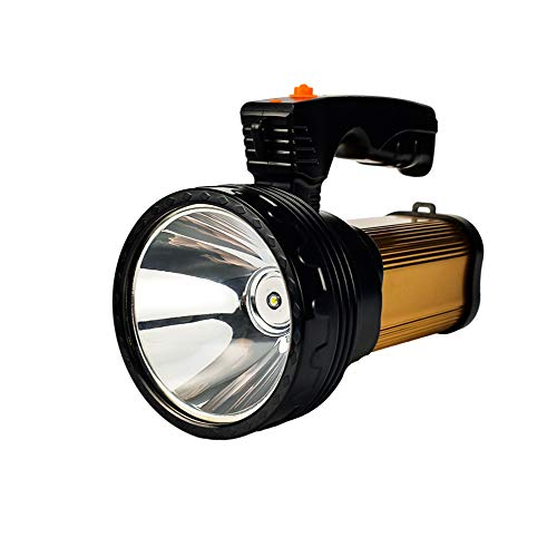 Linterna LED USB USB Recargable Recargable Lantern Lantern XHP70 TORCHA A Prueba de Agua Foco de proyector