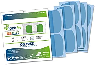 WiTouch Pro and Aleve Direct Therapy TENS Gel Pad Refills - 1 Pack of 10 Pads