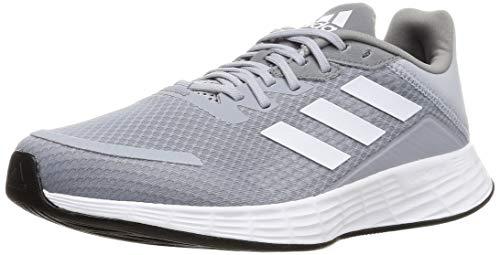 adidas Duramo SL, Scarpe da Corsa Uomo, Halo Silver/Ftwr White/Grey Three, 42 EU