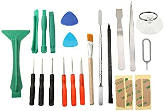 QGTONG-AU 21 in 1 Opening Phone Repair Tools Kit for Mobile Phones