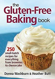 Donna Washburn: The Gluten-Free Baking Book (Paperback); 2011 Edition