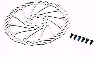 Utini Centerline 120 203 Mm Bike Brake Rotor MTB/Road Disc Brake/Cyclocross Bike Brake Disc 6-Bolt