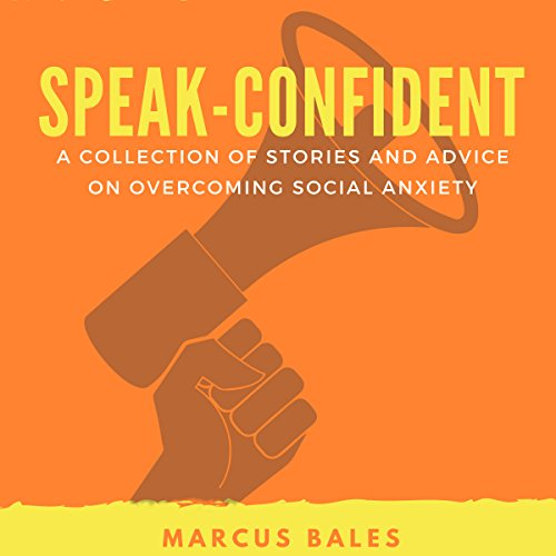Speak-Confident audiobook cover art