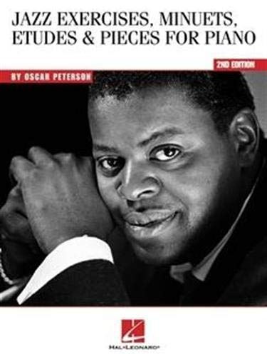 Oscar Peterson - Jazz Exercises, Minuets, Etudes & Pieces for Piano