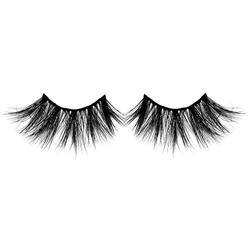 MBV Long Wispies Fluffy Handmade Cils 25MM Lashes Hair Faux Cils Full Strips Lashes Extension, 1pairSK24