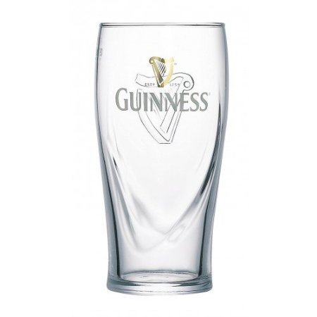 ARTHUR GUINNESS DAY 6 Gläser 0,5 Liter Limited Edition