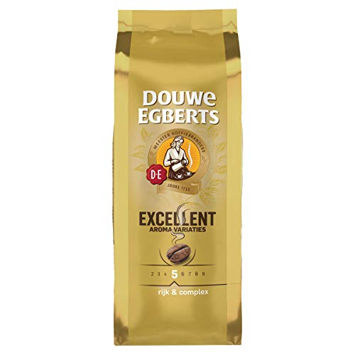 Douwe Egberts Aroma Variaties Excellent Koffiebonen, 4 x 500 Gram