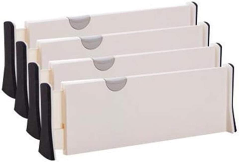 Limited time trial price TJLSS Seasonal Wrap Introduction Drawer Divider Manager be Can Expanded Adjustable