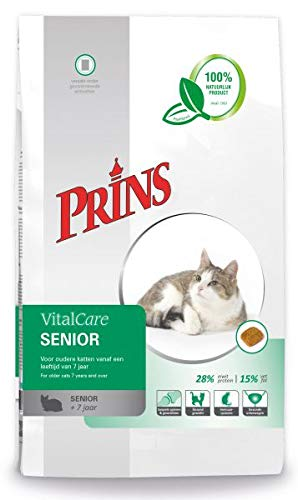 Prins cat vital care senior kattenvoer 10 KG