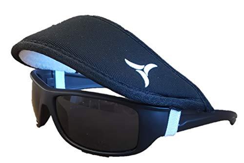 SolaVisor - The Visor That attaches to Your Sunglasses Black