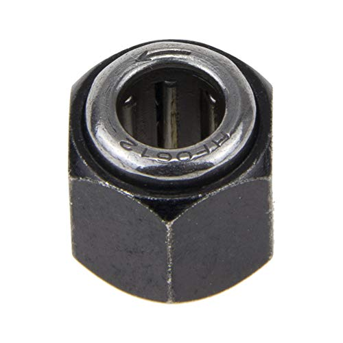12mm Hex Nut One Way Bearing H12 for Pull Starter Vertex VX 16 18 SH 21 Engines Parts Fit HSP R025 RC Nitro Car Buggy Monster Truck, Cojoys